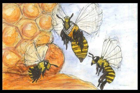 Le conte de l'abeille