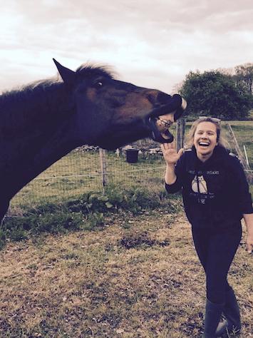 Au nom de la condition animale avec Honorine Laurent