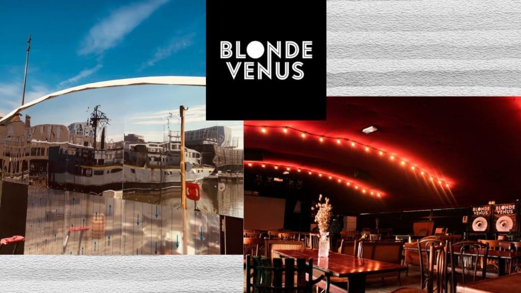 Blonde Venus la V2 de l'Iboat