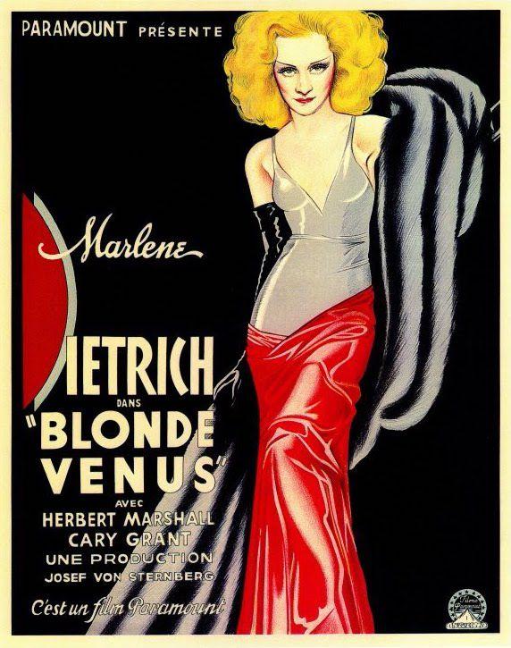 Un film avec Marlène Dietrich
