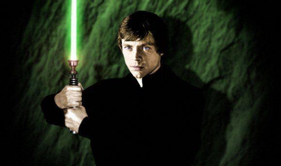 Green Powa ! Que la Force soit avec toi !