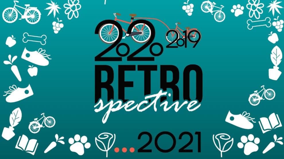 Ma rétrospective 2020 avec 2019 en guest