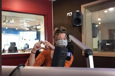 France Bleu Gironde chronique radio serial blogueuse
