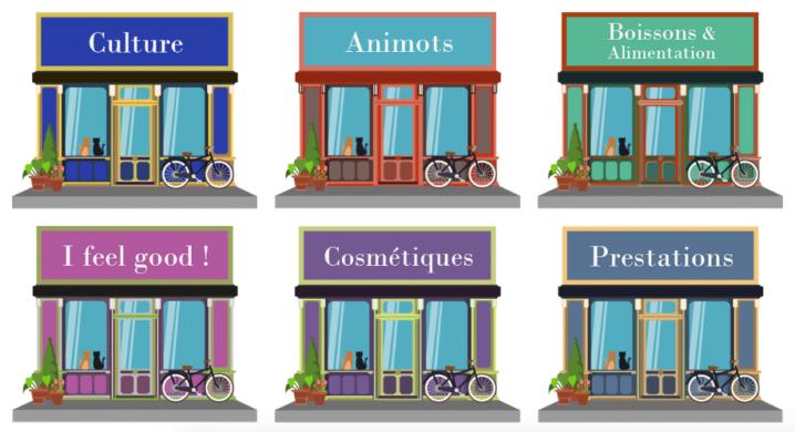 Des produits locaux et éthiques