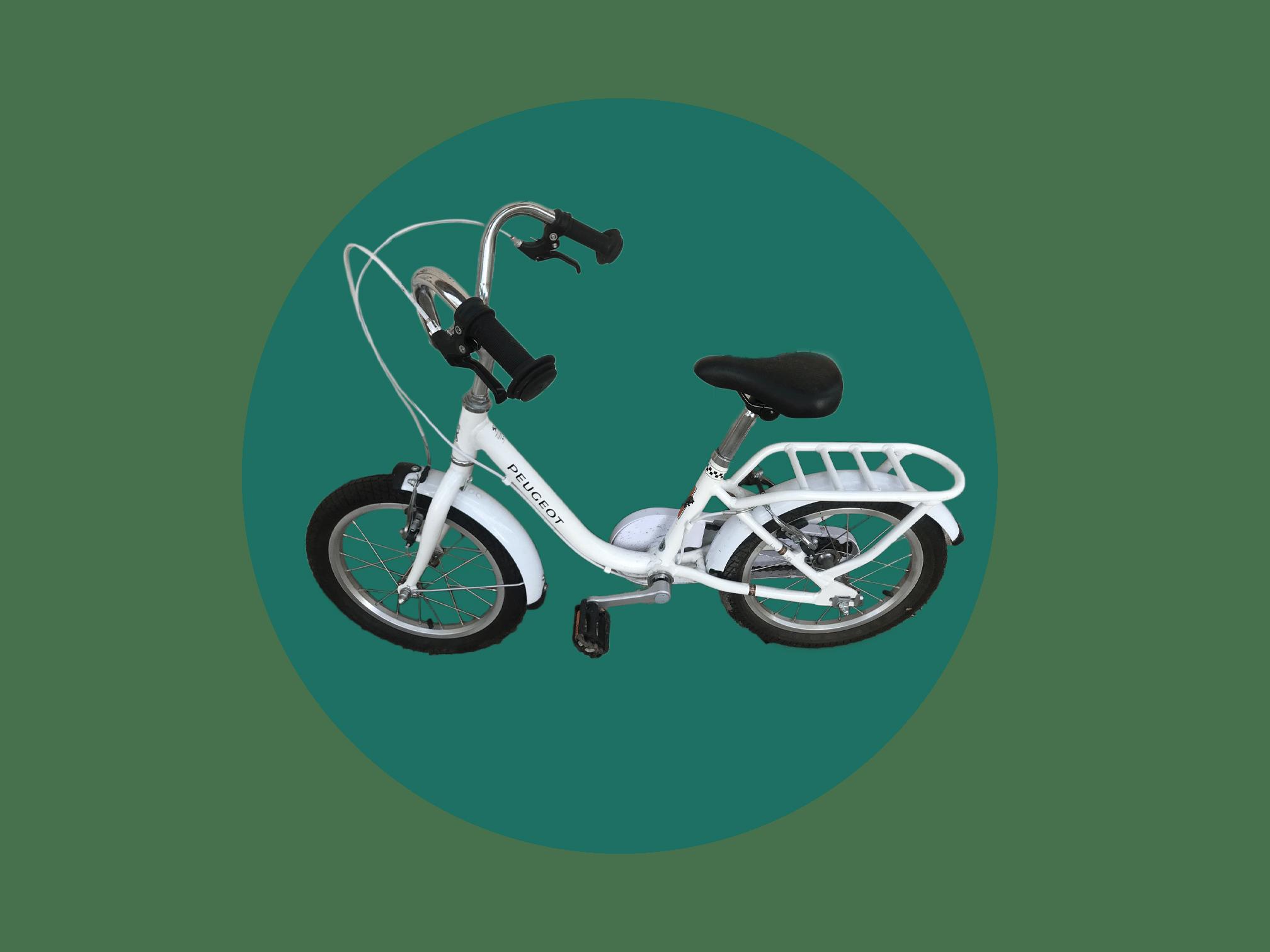 Vélo Peugeot 2