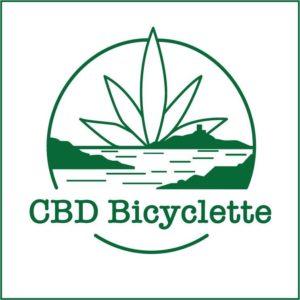 des produis à base de cannabidiol livrés à vélo