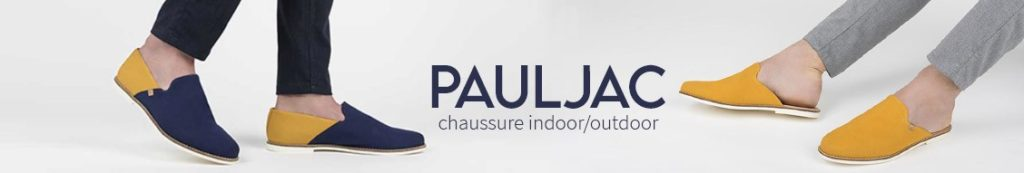Pauljac chaussures indoor & outdoor