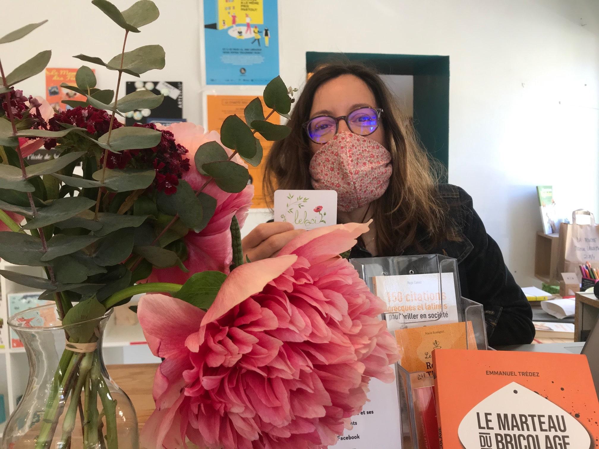 La librairie des Chartrons, le rêve de Charline Corbel devenu réalité