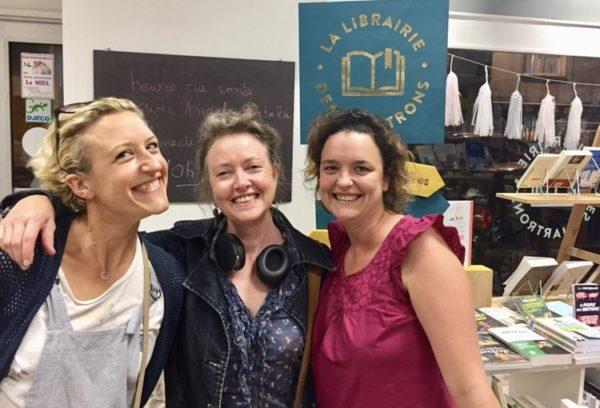 Une rencontre à la librairie des Chartrons pour Changer d'ère l'air de rien