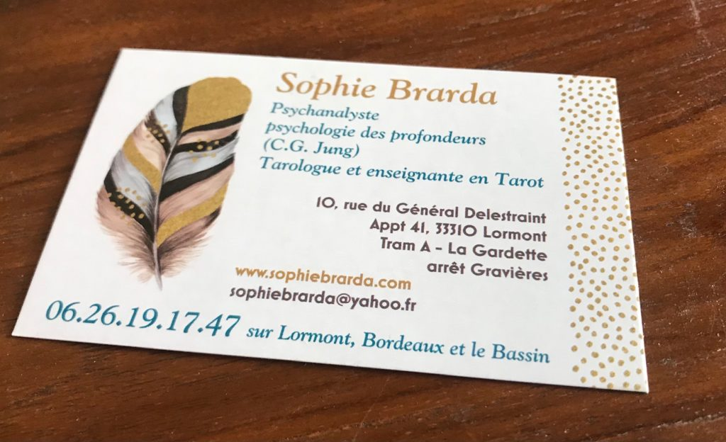 Sophie Barda coordonnées