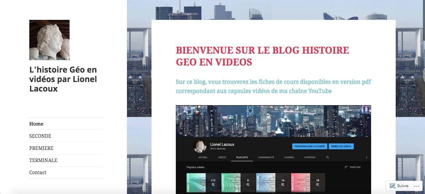 blog Lionel Lacoux