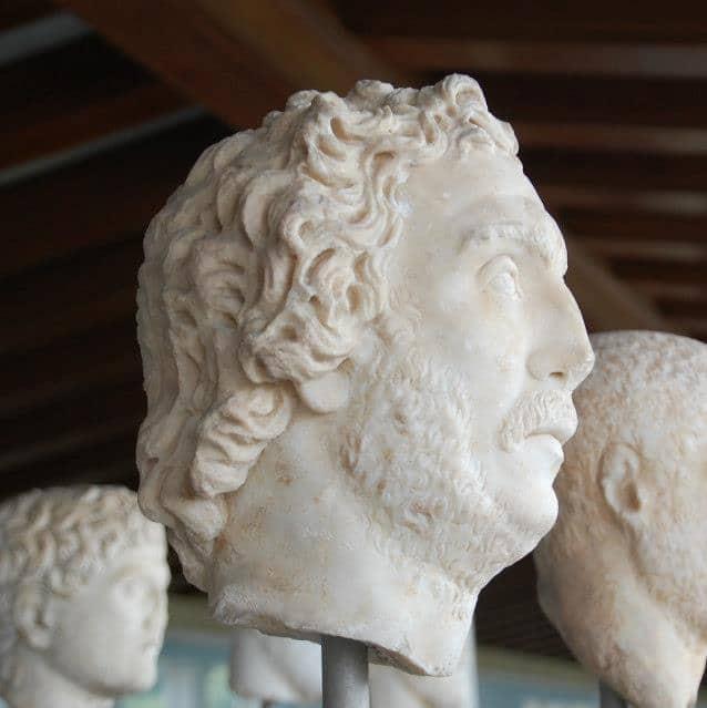 statue image de profil lionel lacoux