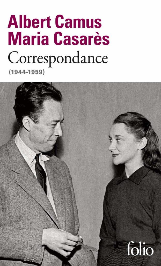La correspondance enflammée d'Albert Camus et Maria Casares