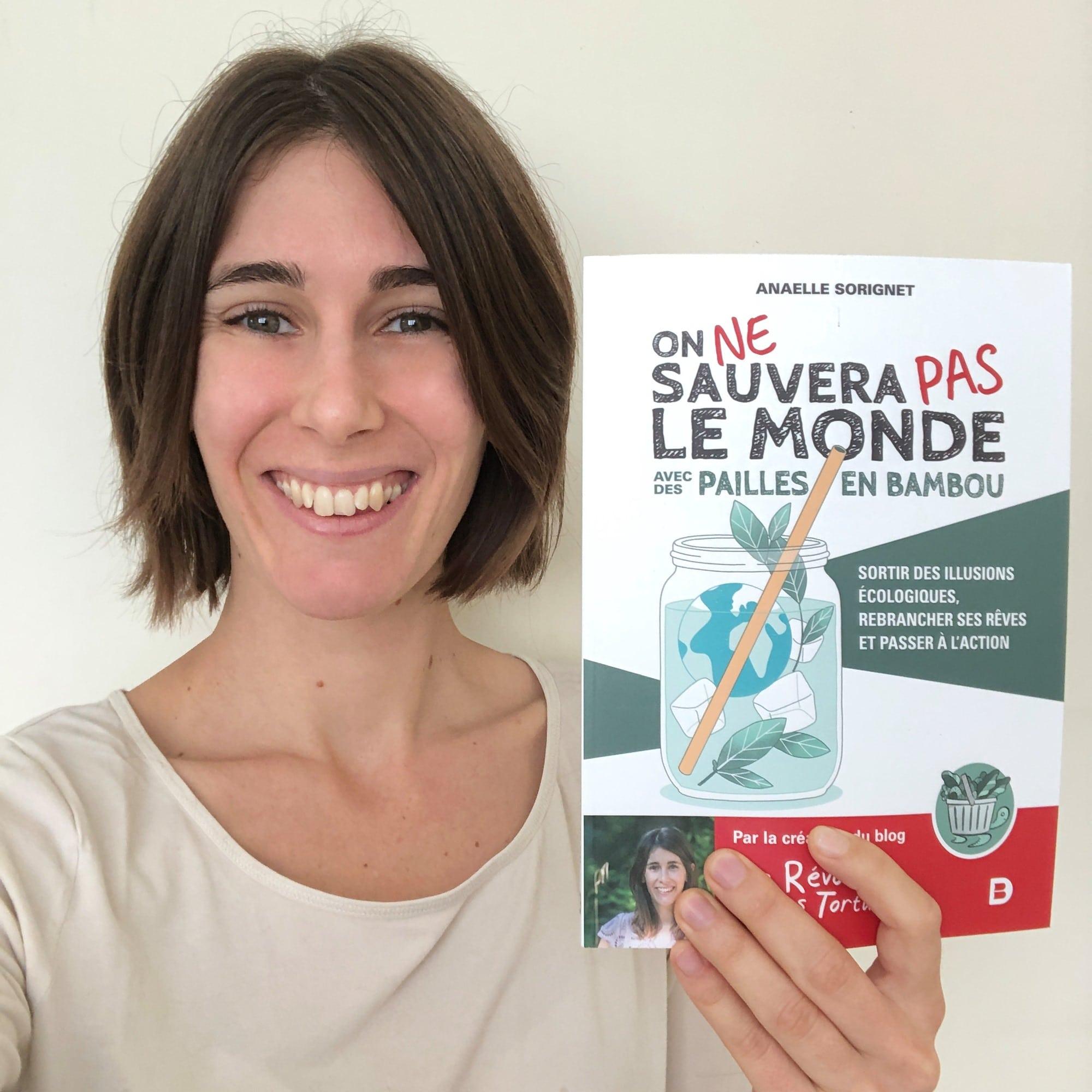 Anaelle Signoret nous présente son premier livre