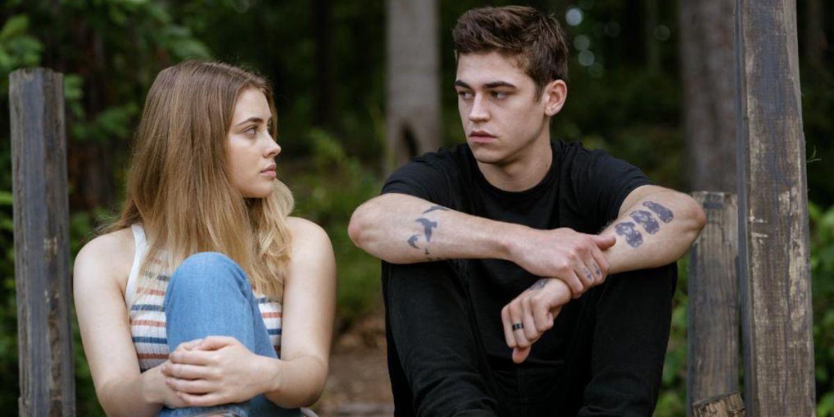 un couple tumultueux dans le film after