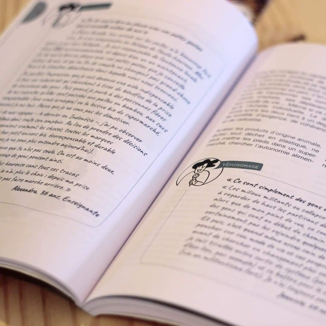 intérieur du livre de Anaelle Sorignet
