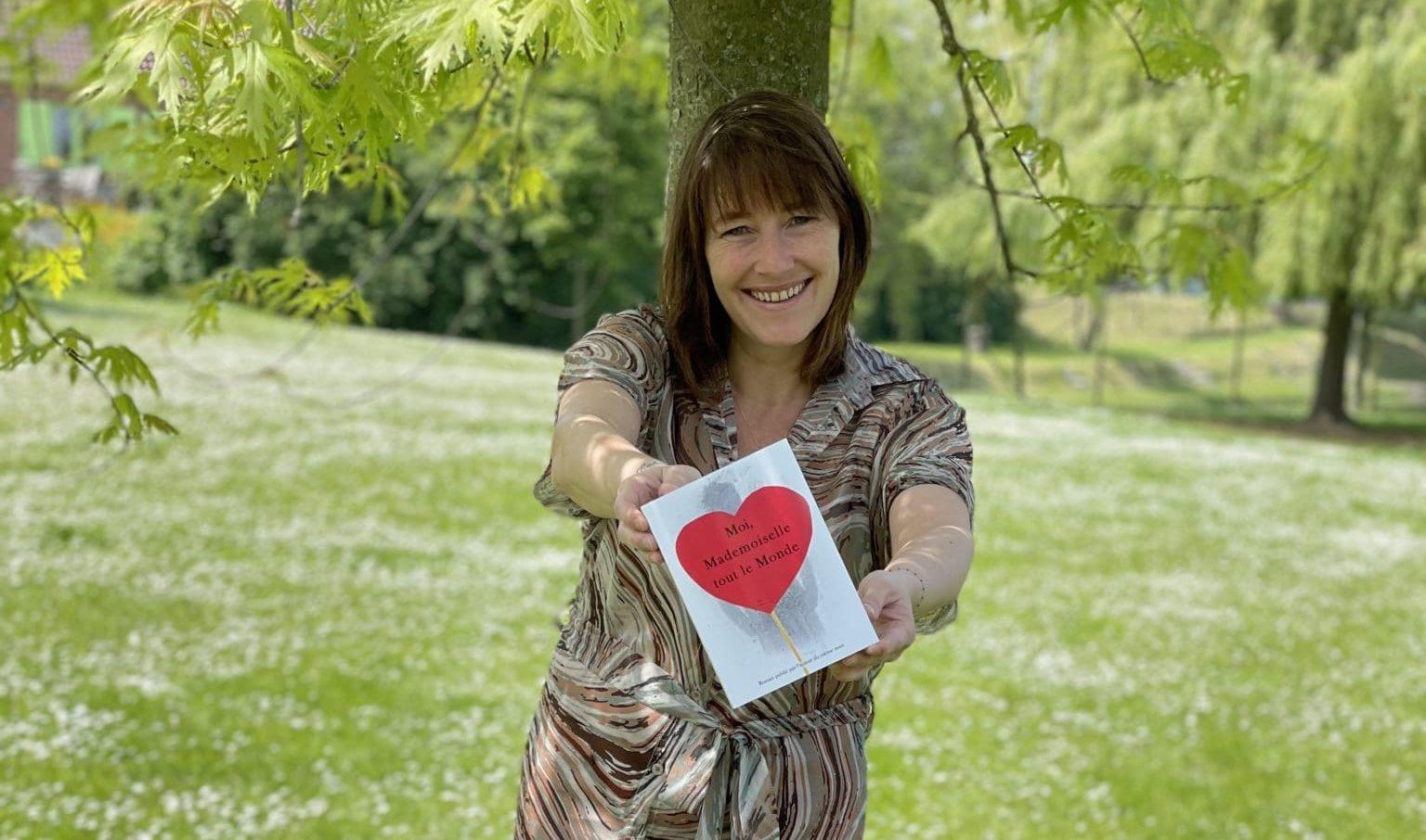 Peggy Loriol, auteure de Moi, Mademoiselle tout le Monde