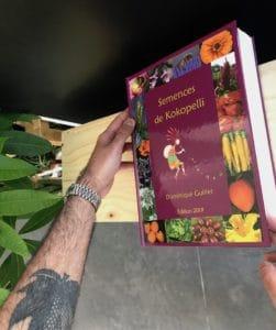 la bible des semences kokopelli au Growshop des Chartrons