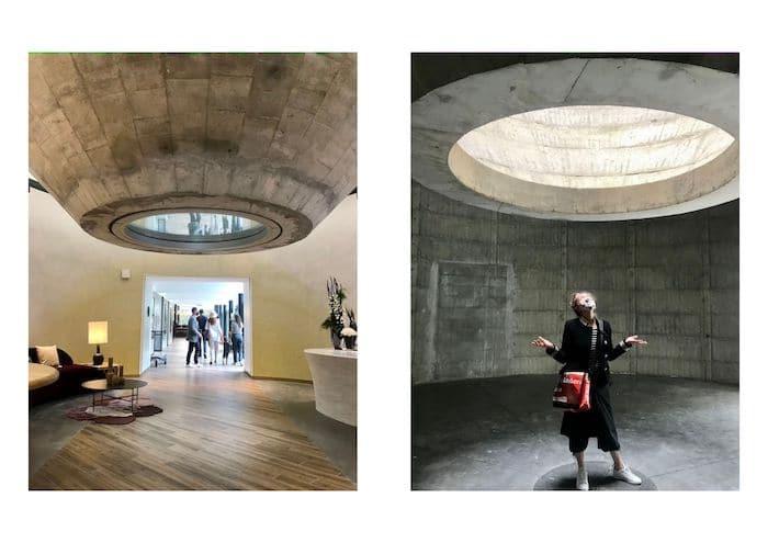 entrée silo Renaissance