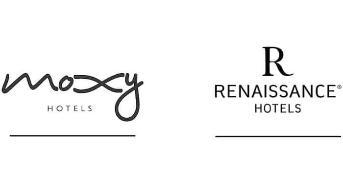 Moxy & renaissance logos