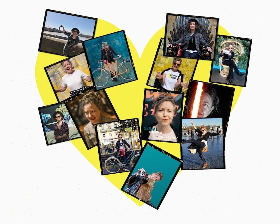 Journée Mondiale du blog pour Isabelle Camus aka Serial Blogueuse Jugeote