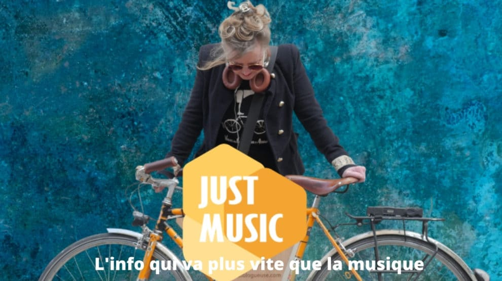 Serial blogueuse parle musique dans Just Music